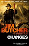 Jim Butcher Changes: The Dresden Files