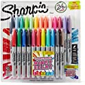 24-Pk. Sharpie Color Burst Fine Point Permanent Markers