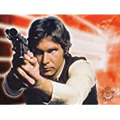 Movie Star Wars Han Solo Harrison Ford HD Wallpaper Background