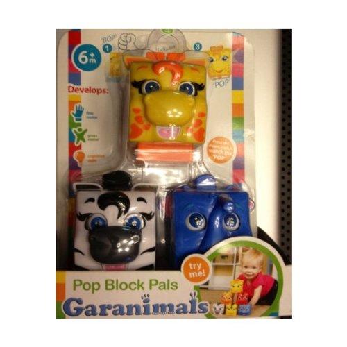 Garanimals Pop Block Pals - 1