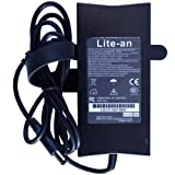Slim DELL XPS L702X Laptop AC Adapter Charger Power Supply PSU L702X 130W [Dell Direct 1 Year Warranty, Offered by e-Seller Only]