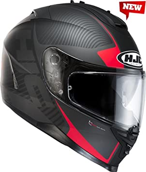 Casque hJC iS - 17 mISSION mC - 1F taille s (55/56 cm)