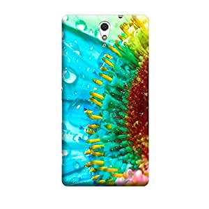 iCover Premium Printed Mobile Back Case Cover With Full protection For Sony Xperia C5 (Designer Case)