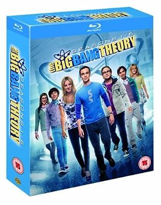 Big Bang Theory: Seasons 1-6 [Blu-ray]
