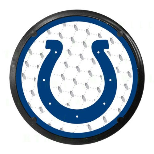 Two Officially Licensed NFL Coaster Air Fresheners - Indianapolis Colts at Amazon.com