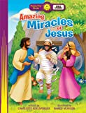 img - for Amazing Miracles of Jesus (Happy Day Books: Bible Stories) book / textbook / text book