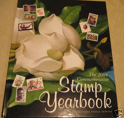 2004 USPS Commemorative YEARBOOK w/MINT stamps NEW