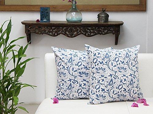 regali-di-natale-set-di-2-cuscini-in-puro-cotone-stampato-floreale-tiro-federa-casa-divano-decorativ