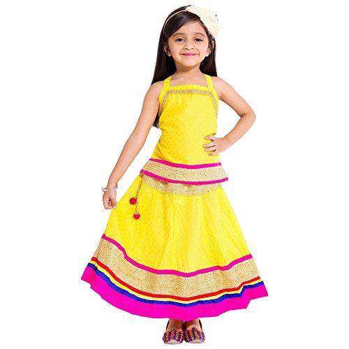 Archiecs Creations Beautiful Lehanga Choli Set For Girls