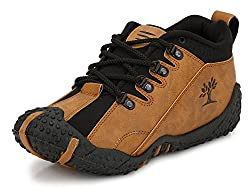 SCATCHITE Mens Jack Synthetic Leather Outdoor Shoes