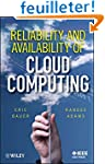 Reliability and Availability of Cloud...