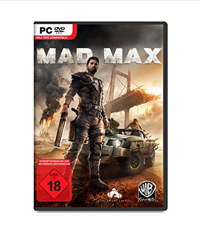 Mad Max [German Version]