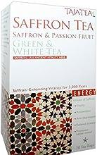 Saffron Tea Passion Fruit Green amp White Tea