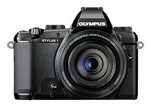 Olympus Stylus 1 12 MP Digital Camera with 10.7X f2.8 Zoom Lens