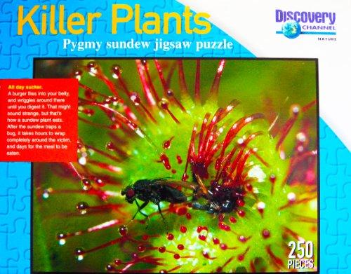 Killer Plants Pygmy Sundew Jigsaw Puzzle