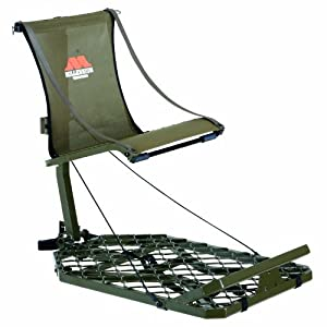 Millennium M-150 Monster Hang-On Tree Stand, 24 x 37-Inch by Millennium