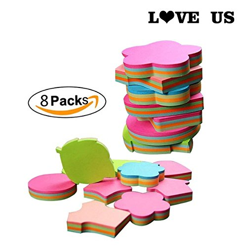 aimeio-creative-colorful-sticky-note-self-stick-note-post-it-note8packs100-sheets-per-packrandom-del