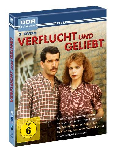 Verflucht und geliebt - DDR TV-Archiv ( 3 DVDs )