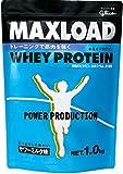 グリコパワープロダクションマックスロードホエイプロテインサワーミルク味1.0kg