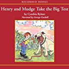 Henry and Mudge Take the Big Test Audiobook by Cynthia Rylant Narrated by George Guidall