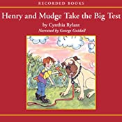 Henry and Mudge Take the Big Test | Cynthia Rylant