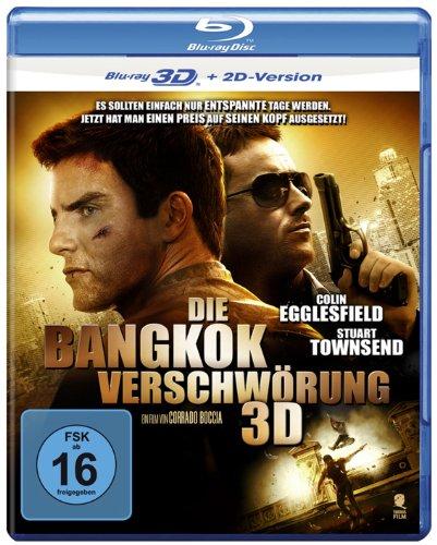 Die Bangkok Verschwörung [3D Blu-ray + 2D Version]