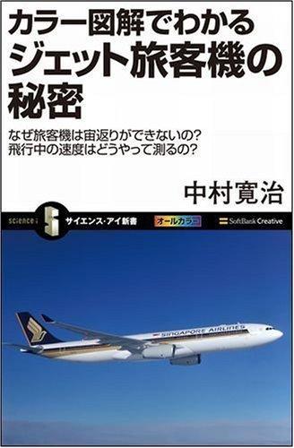 カラー図解でわかるジェット旅客機の秘密 なぜ旅客機は宙返りができないの? 飛行中の速度はどうやって測るの?