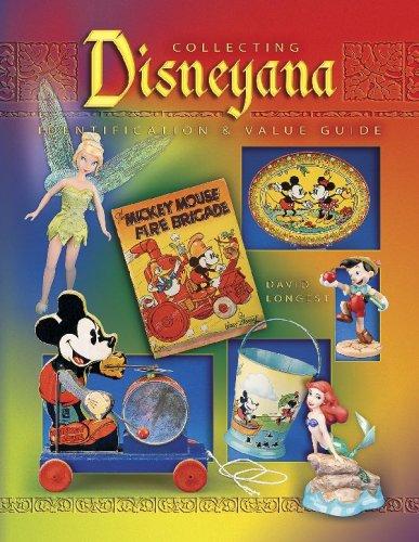 Collecting Disneyana: Identification & Value Guide (Identification & Values (Collector Books))
