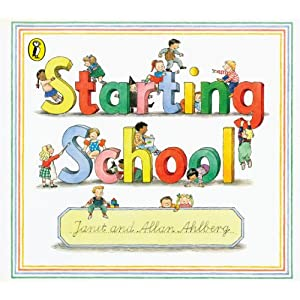 Starting School? 10 Books To Help!