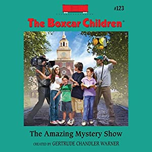 The Amazing Mystery Show Audiobook