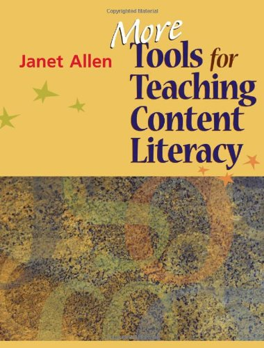More Tools for Teaching Content Literacy