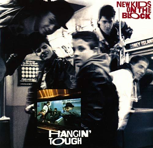 CD : New Kids on the Block - Hangin' Tough (30th Anniversary Edition) (Anniversary Edition, Digipack Packaging)