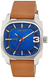 Diesel End-of-season Analog Blue Dial Mens Watch - DZ1653