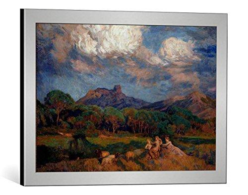 cuadro-con-marco-emile-rene-menard-les-dryades-impresion-artistica-decorativa-con-marco-de-alta-cali