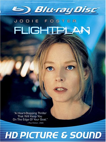 Cover art for  Flightplan [Blu-ray]