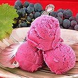 業務用 アイスクリーム シャーベット 2リットル 濃味葡萄ソルべ 業務用アイス