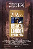 Zucchero - Zu & Co: Live at the Royal Albert Hall title=