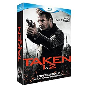 Coffret Taken 1 & 2 [Blu-ray]