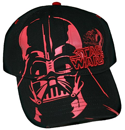 Star Wars Little Boys Darth Vader Baseball Hat