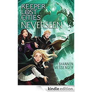 Neverseen Keeper Of The Lost Cities Kindle Edition By