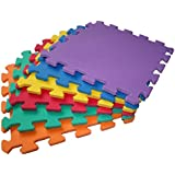 TLCmat Soft Foam Play Mat (Pack of 6)