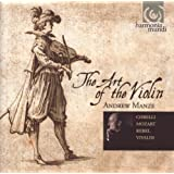 Andrew Manze: The Art of the Violinby Andrew Manze