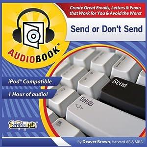 Send or Don't Send Audiobook