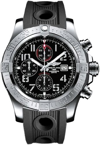 Breitling Super Avenger Ii Mens Watch A1337111/Bc28