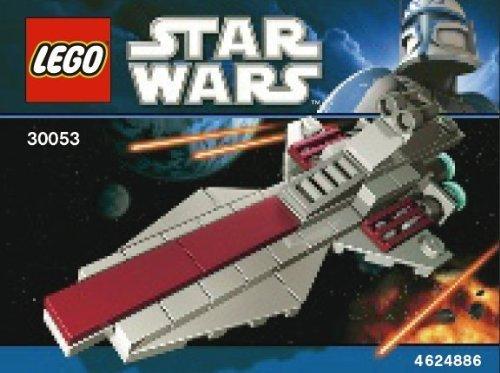 Lego, Star Wars, Republic Attack Cruiser Bagged (30053)