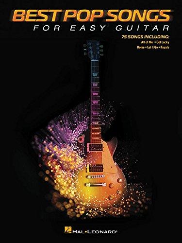 Best Pop Songs for Easy Guitar: (No Tab) [Hal Leonard Corp.] (Tapa Blanda)