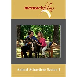 Animal Attractions Season 1 Episodes 1 thru 13