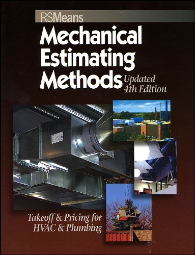 Means Mechanical Estimating Methods: Standards and Procedures - RSMeans - RS-67294B - ISBN: 0876290179 - ISBN-13: 9780876290170