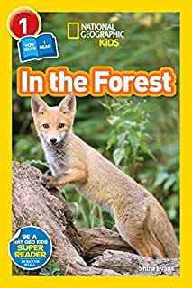 Book Cover: National Geographic Readers: In the Forest