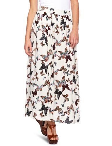 Traffic People Butterfly Bloom Belle Maxi Women's Skirt